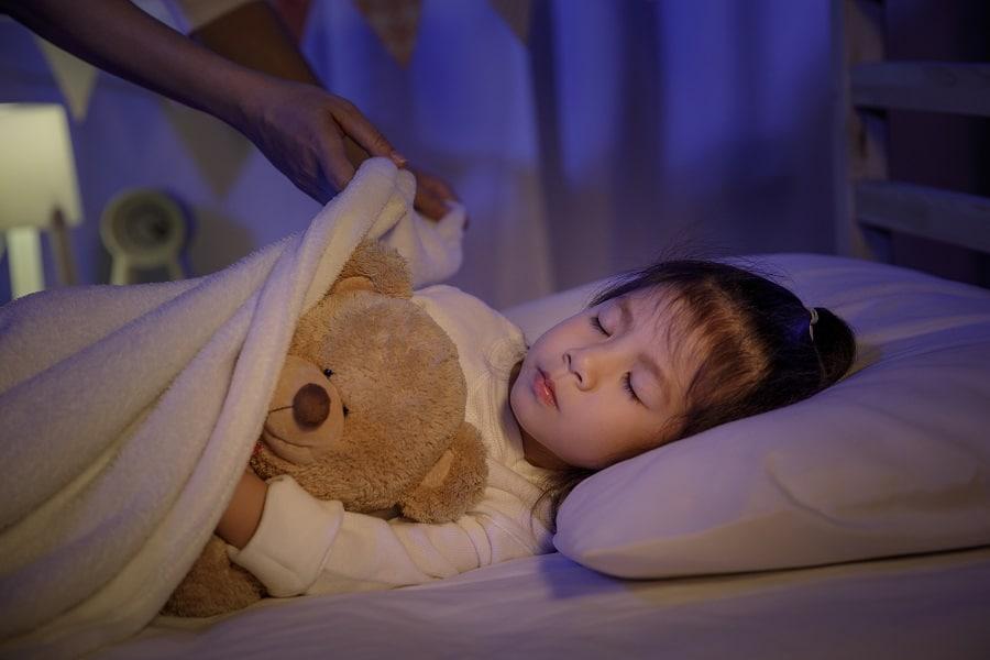 À quelle heure coucher un enfant ?