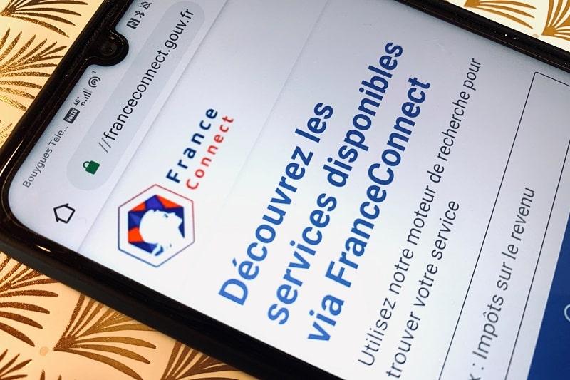 Comment créer son compte France Connect