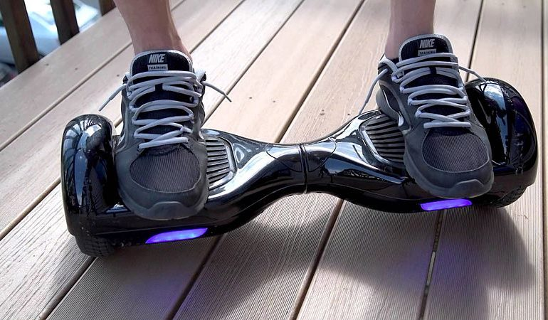 A chacun son Hoverboard