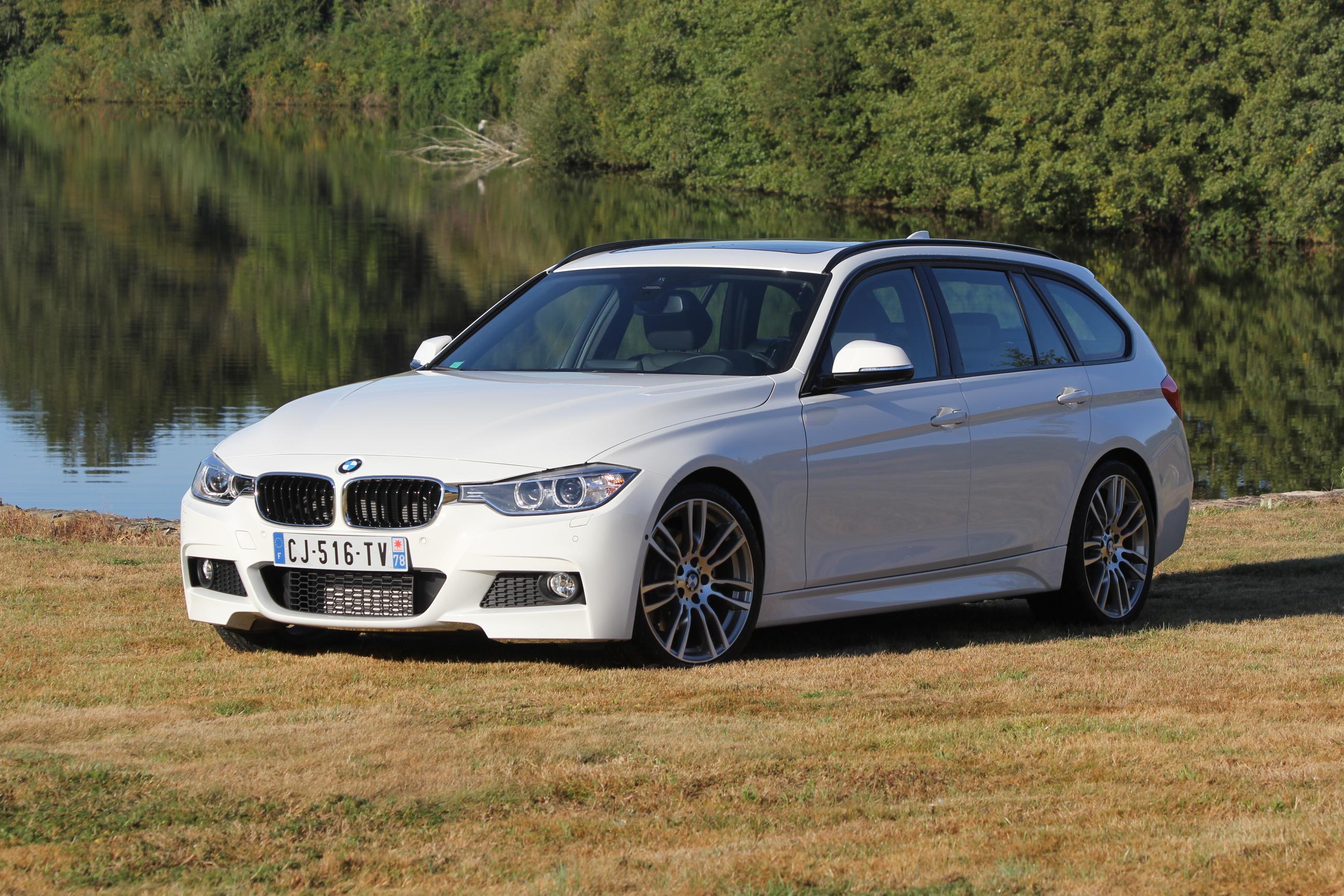 BMW série 3 F31 Touring