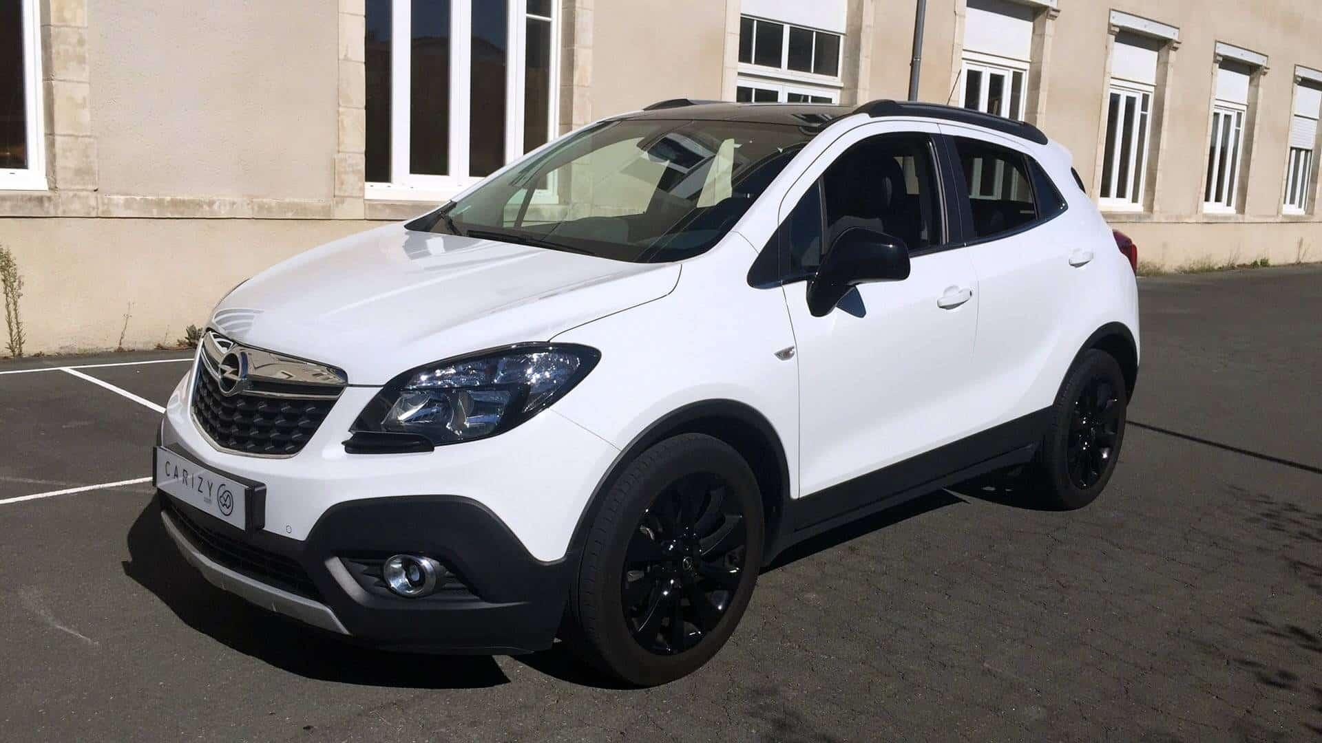 Image de la Opel Mokka