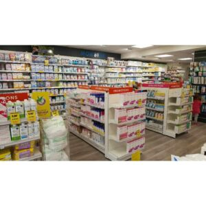 Aménagement Pharmacie