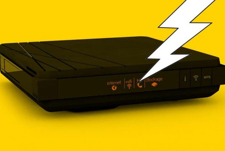 pirater un Wifi Bouygues Télécom