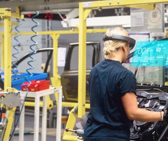 La logistique dans l'industrie du futur