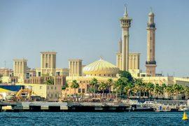 Rencontrer prinnces et princesses lors d'un voyage à Dubai