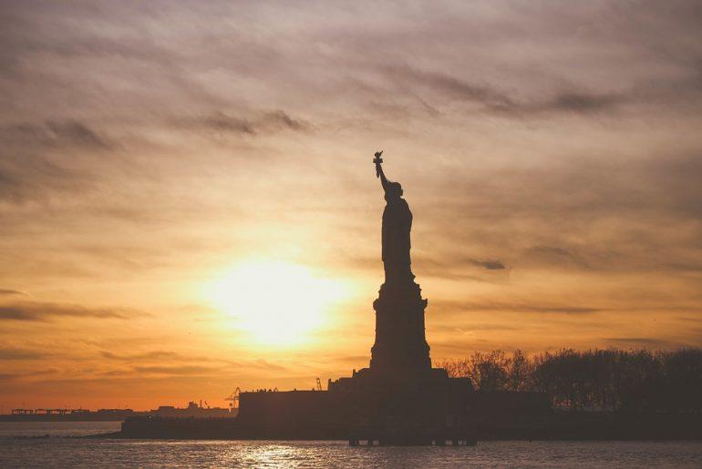 Statue de la Libertré